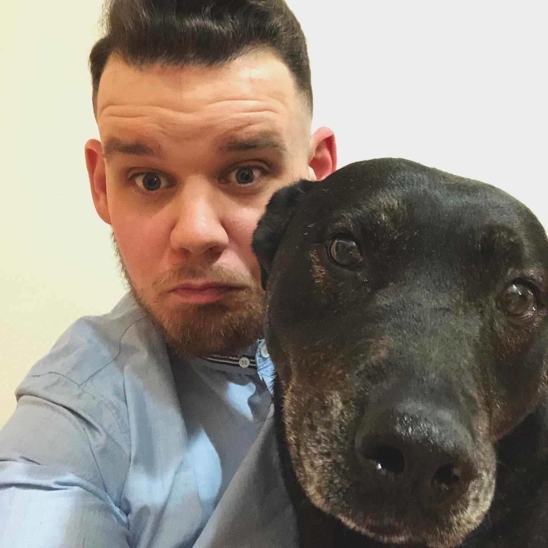 dog walker manager tony